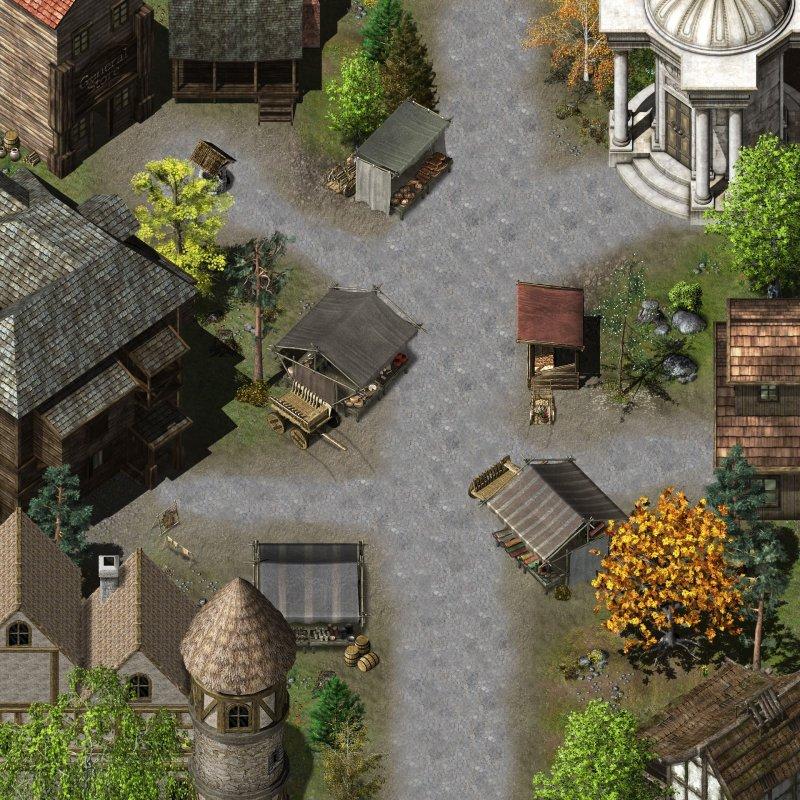 Dorfplatz mit Tempel und Markt minimap.jpg
