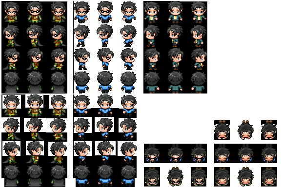 Robin Character Set 01.png