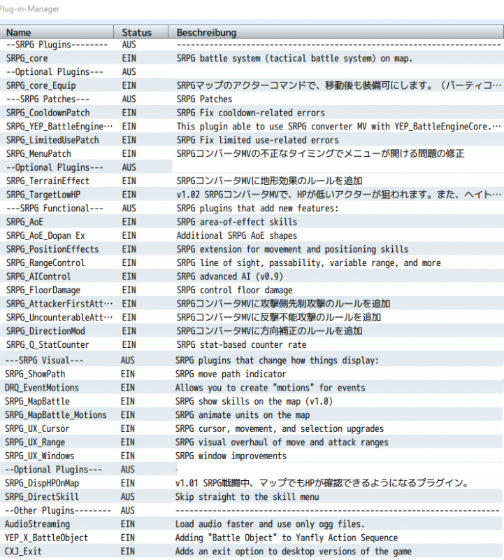 SRPG Plugins Default List.png