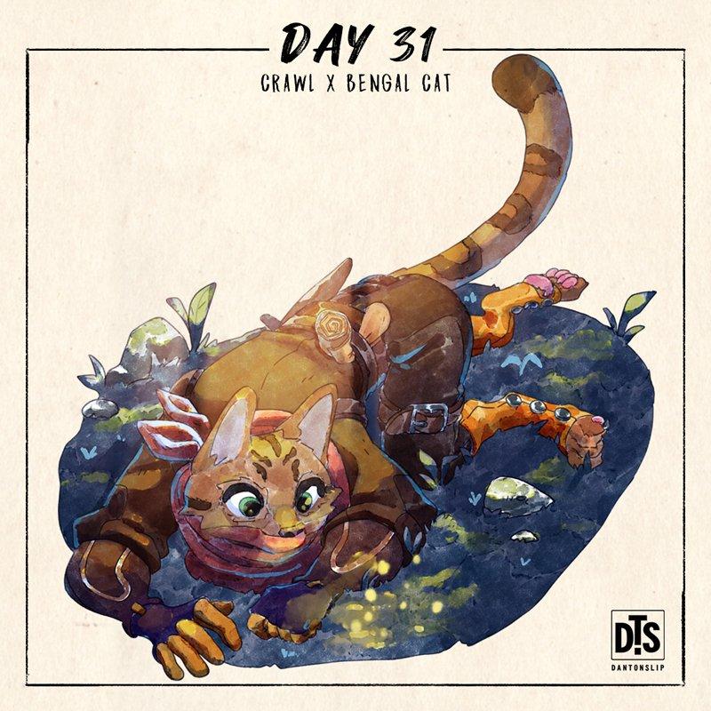 Day31_CrawlxBengal.jpg