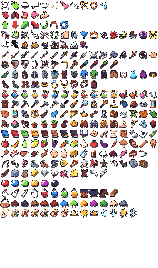 #2 - Transparent Icons & Drop Shadow.png