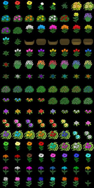 FLIPPED New Flowers for RPG Maker MV.png