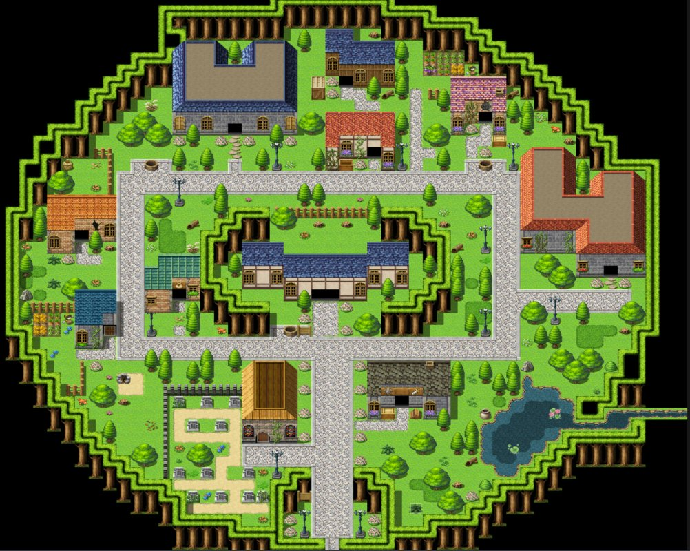 Game & Map Screenshots 9 | Page 12 | RPG Maker Forums