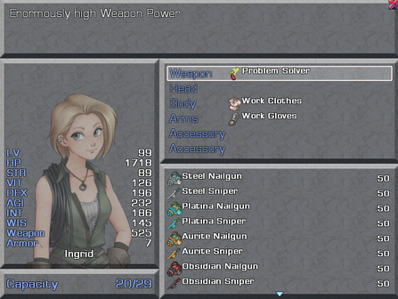 How do I customize the menu layout? | RPG Maker Forums
