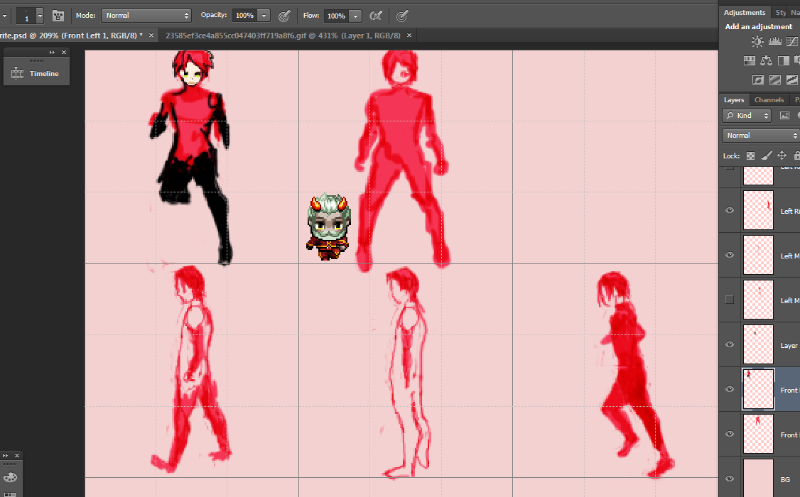 Issue with large sprites | RPG Maker Forums