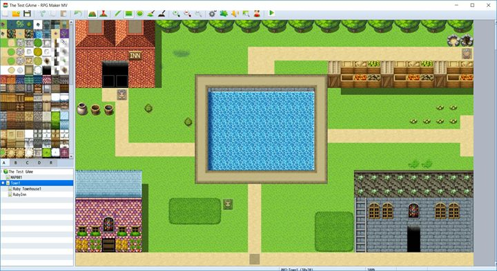 software window messed up | RPG Maker Forums