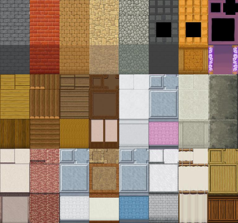Modern Tilesets – Jerusalem House
