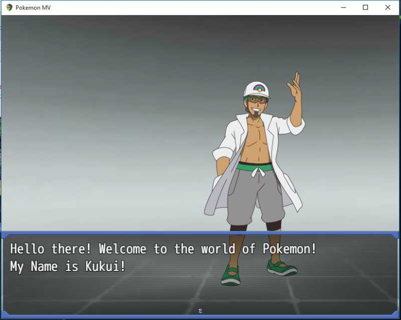 rmmv pokemon essentials mv with realsize overworlds rpg maker