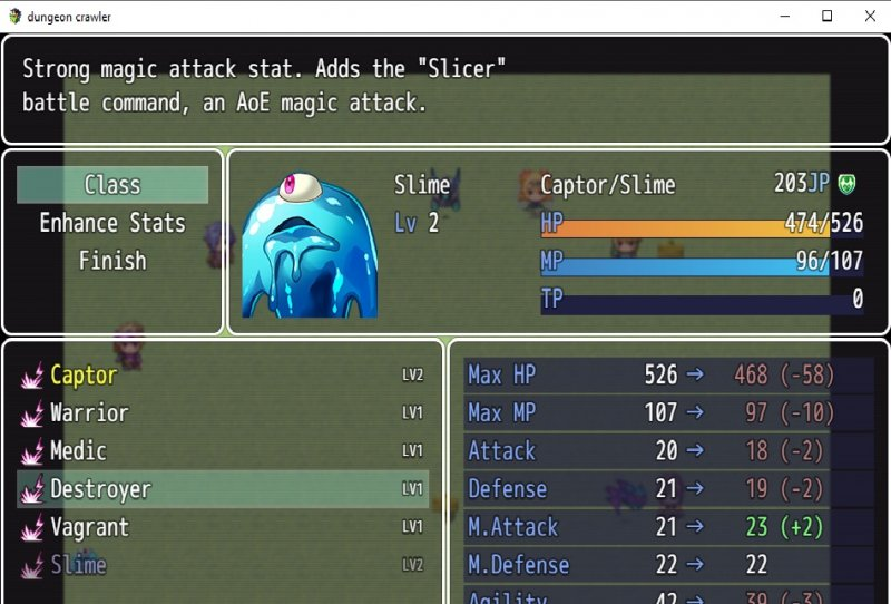 Rmmv a dungeon crawler with monster catching rpg maker forums idea 1g publicscrutiny Image collections