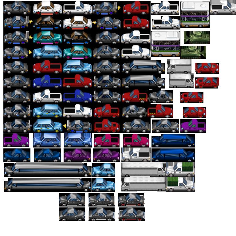 Animation Car Tile Weapon Sprite Resources Rpg Maker Forums