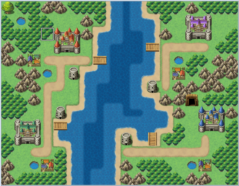 Request recoloring of some roof tiles for mv rpg maker forums for my first project i would like to have some of the basic tiles in another color as you can see on my world map there are 4 different castles available gumiabroncs Image collections