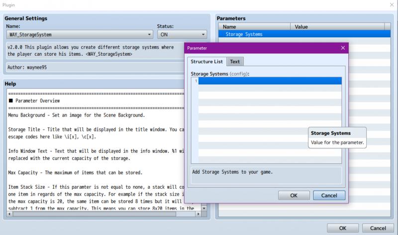 waynee95's Storage System | Page 5 | RPG Maker Forums