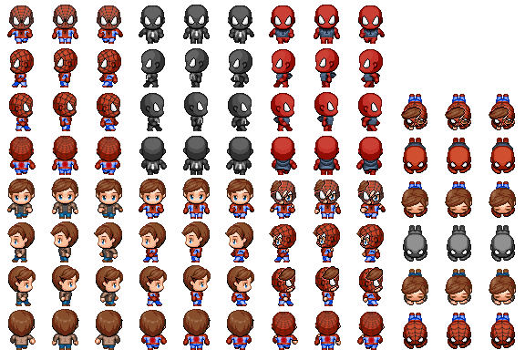 Spider-Man Character Set 01.png
