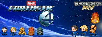 Fantastic Four RPG Maker MV Logo.png