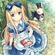 Alice's hat trick